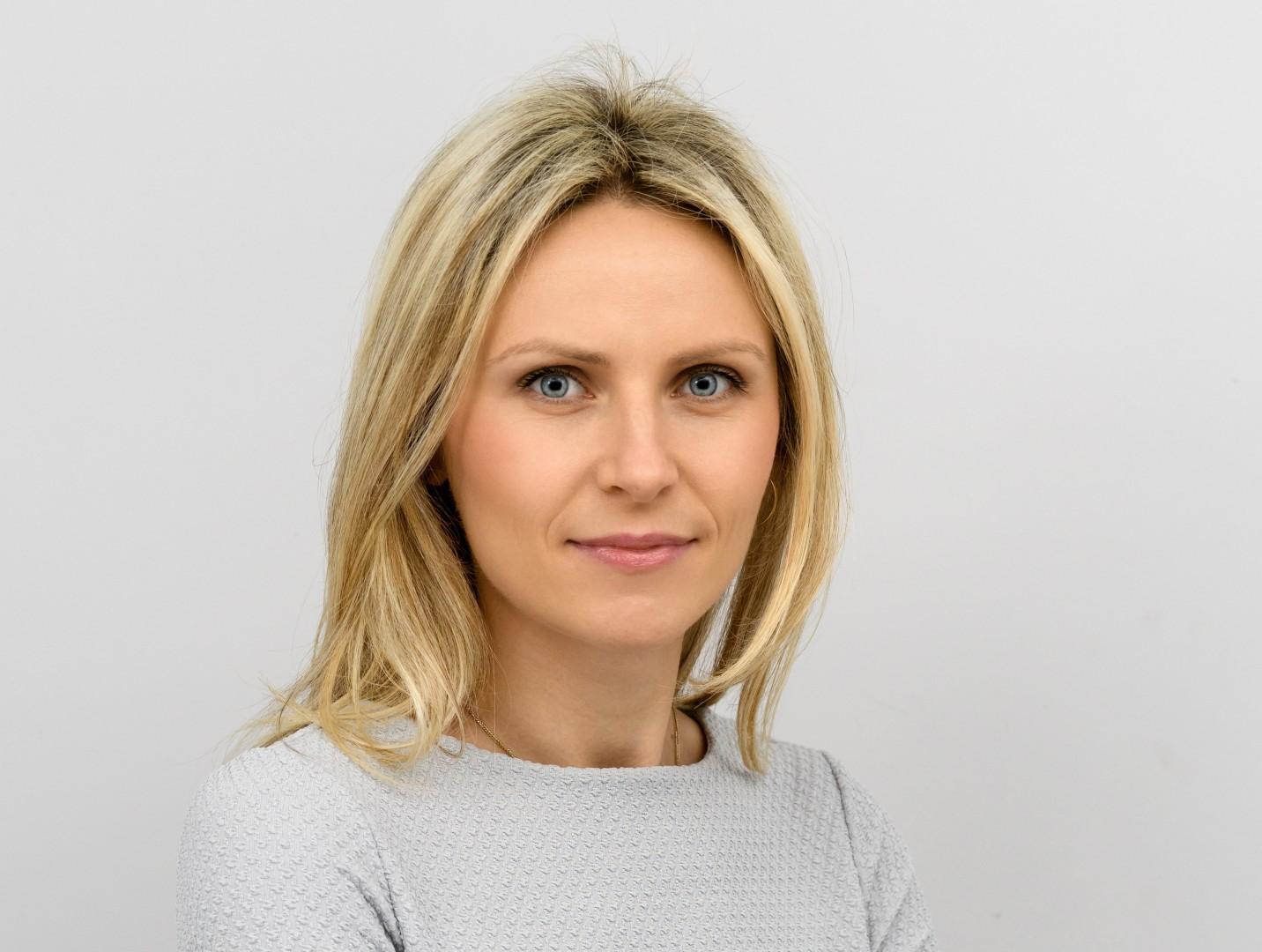 Welcome to the new employee of KJP - Natalia Sitarek-Haczykowska!